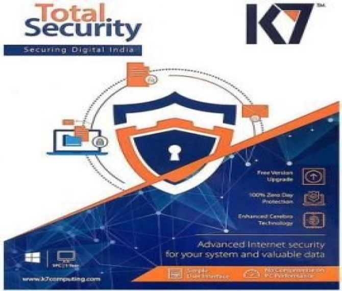 Buy Instant K7 Total Security online at cheap price from keywala.com Instant Delivery on e-mail