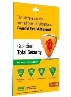 Guardian Total Security with Anti-Ransomware