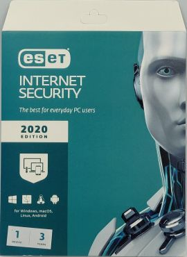 ESET Internet Security 1PC 3YEAR 2020